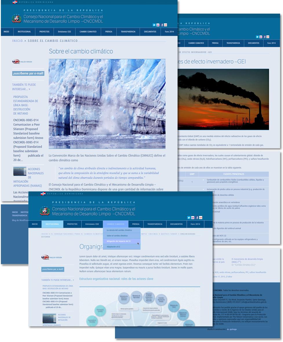 Web CNCCMDL